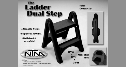 Ladder Dual Step