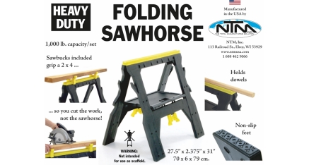 Large Sawhorse